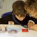 Beneficios del coleccionismo para los niños