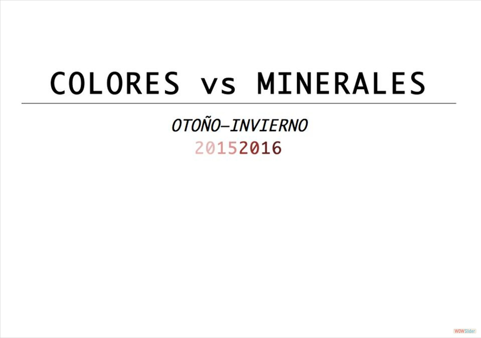 0.Minerales vs colores